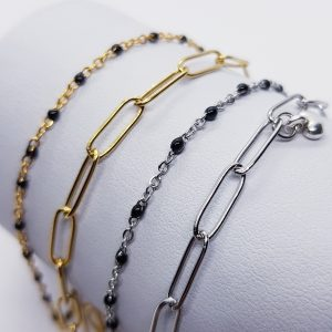 Armbanden met schakels